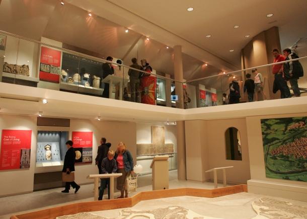 Main Roman Gallery - Landscape