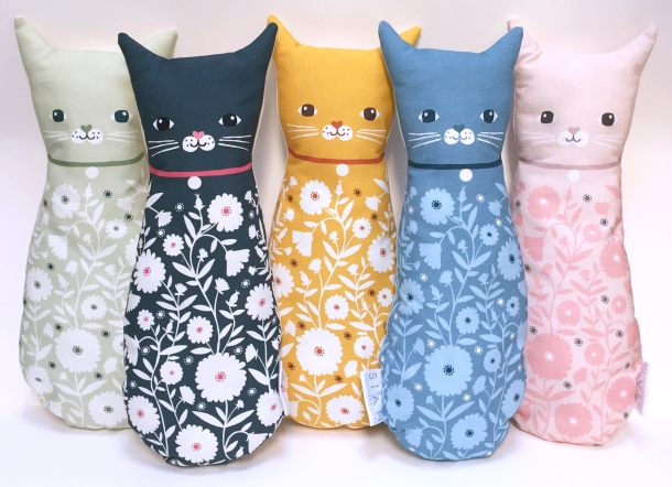 Sian Summerhayes cats