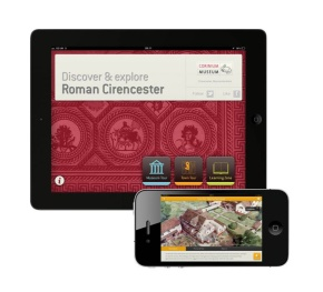 Gold Award Winning Romans App