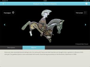 Romans App Museum Tour