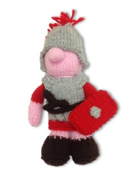 Knitted Roman