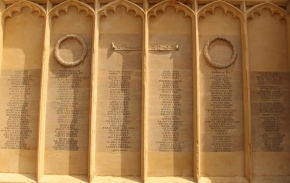 Commemorating the First World War