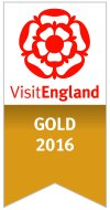 Visit Englnd Gold Accolade