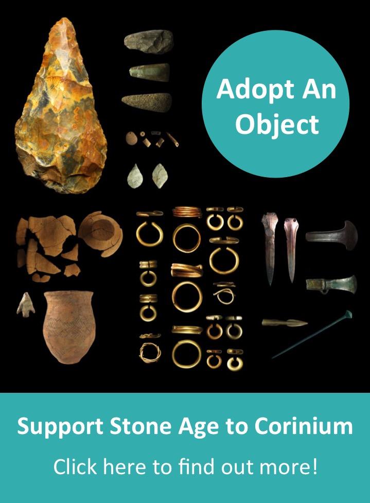 Adopt an object