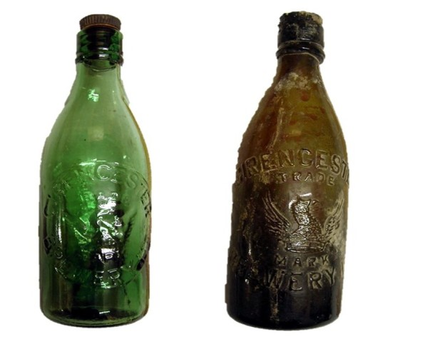 Cirencester Brewery Bottles