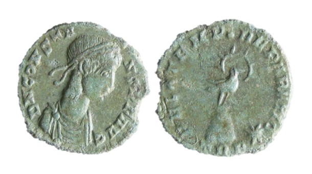 Emperor Constans Coin