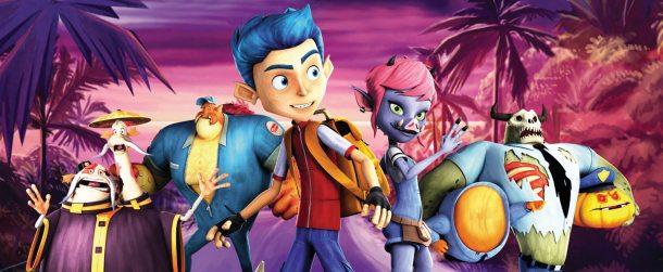 Monster Island Family Film